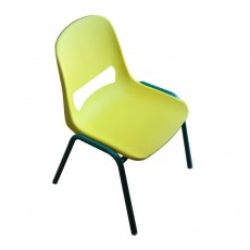 Chaise - Jaune citron