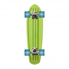 Skateboard Bantam transparent - Vert