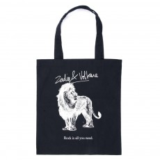 Sac toile Lion 