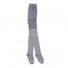 Collants lurex - Gris