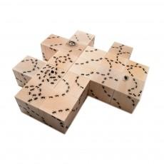 Cubes Fourmis Naturel