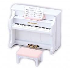 Set piano blanc