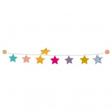 Kit Guirlande étoiles