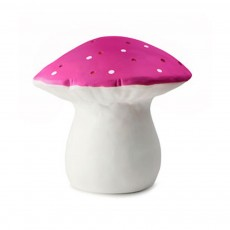 Lampe champignon - Fuschia