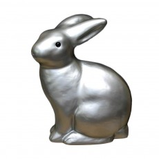 Lampe Lapin - Argent