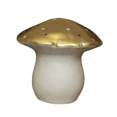 Lampe champignon - Or