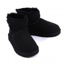 Boots Mini Bailey - Noir