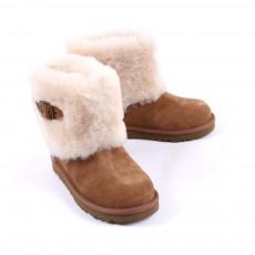 Boots Ellee - Camel
