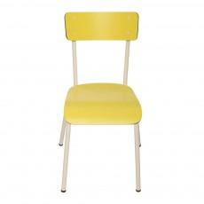 Chaise adulte Suzie - Jaune Jaune citron