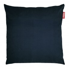 Coussin The Cuscino Stonewashed - Bleu fonc&eacute;