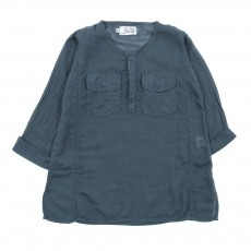 Kurta Boca - Gris ardoise