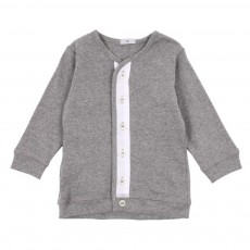 Cardigan B&eacute;b&eacute; - Gris chin&eacute;