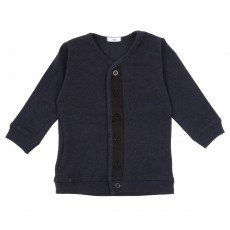 Cardigan B&eacute;b&eacute; - Bleu marine