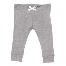 Leggings B&eacute;b&eacute; - Gris chin&eacute;