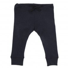Leggings B&eacute;b&eacute; - Bleu marine