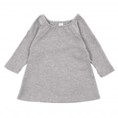 Robe B&eacute;b&eacute; - Gris chin&eacute;