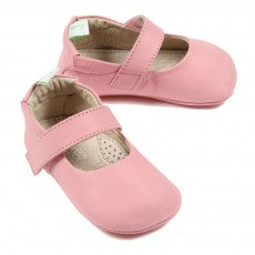 Ballerines B&eacute;b&eacute; - Rose