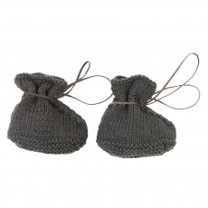 Chaussons maille B&eacute;b&eacute;