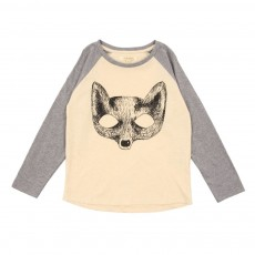 T-shirt Fox Mask