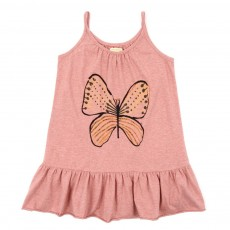 Robe Polly Papillon