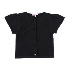 Cardigan Charlotte B&eacute;b&eacute; - Noir