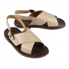 Sandales - Beige