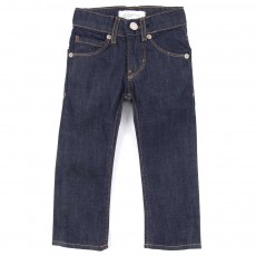 Jean Straight Bébé - Denim brut