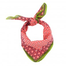 Foulard Flamenco - Rose