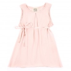 Top ceinturé - Rose pâle