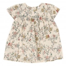Robe Cira &agrave; fleurs B&eacute;b&eacute;