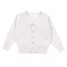Cardigan B&eacute;b&eacute; - Gris