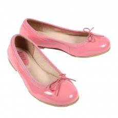 Ballerines Cha Cha - Rose