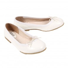 Ballerines Cha Cha - Blanc