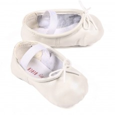 Ballerines Arabella B&eacute;b&eacute; - Blanc