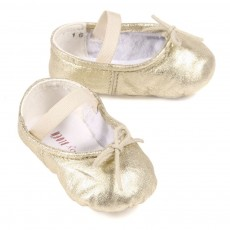 Ballerines Angelica B&eacute;b&eacute; - Dor&eacute;