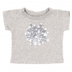 T-shirt Tom Bébé - Gris chiné