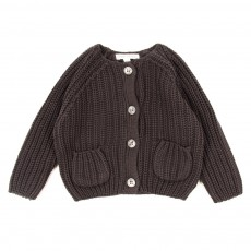 Cardigan Jules B&eacute;b&eacute; - Gris