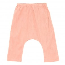 Pantalon Jungle Bébé - Rose