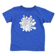 T-shirt Tom - Bleu