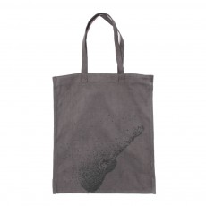 Sac en canvas imprimé Guitare