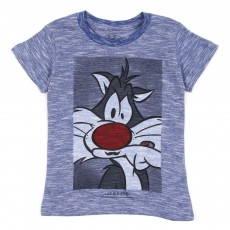 T-shirt Little Silvester
