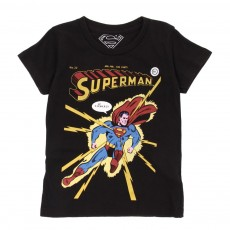 T-shirt Little Super