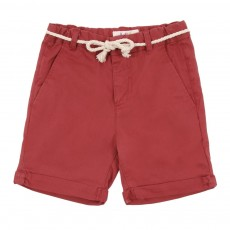Short Little Chuck - Rouge brique