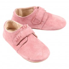 Chaussons Scratchy DIY - Rose
