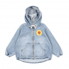 Blouson à capuche Patch