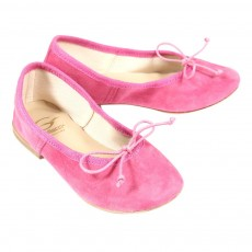 Ballerines  - Rose fuschia