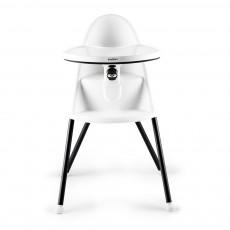 Chaise haute - Blanc