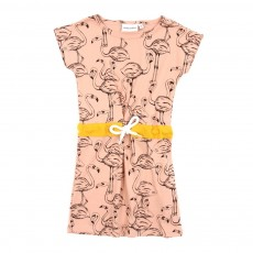 Robe Flamingo - Rose