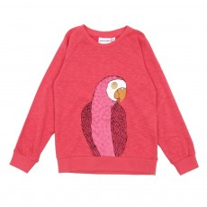 Sweat Parrot - Rouge cerise