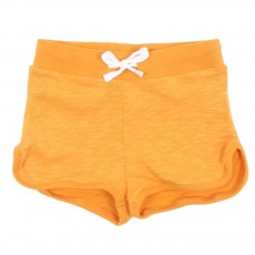 Short molleton French Terry  - Orange